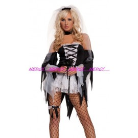 Costume Mariee Gothica