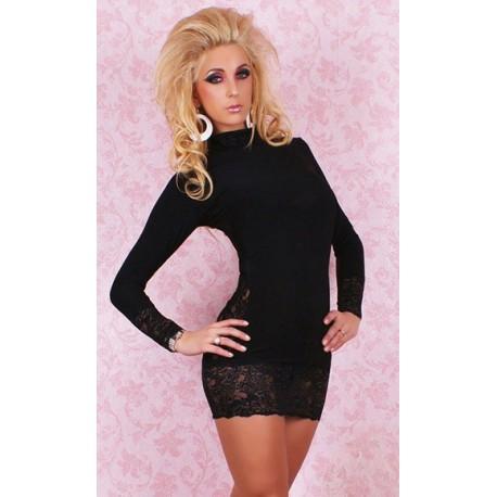Sexy Betty Black Dress