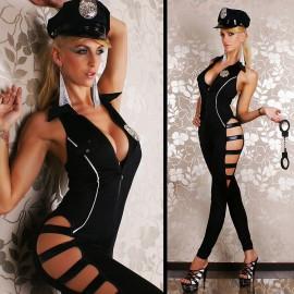 Tenue Sexy Gogo Police