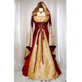 Robe Médiévale Sibille