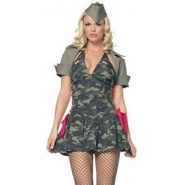 Déguisement Sexy Militaire