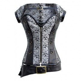 Ensemble Corset Steampunk