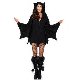 Déguisement Femme Chauve Souris Halloween