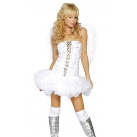 charmingirl Angel Costume