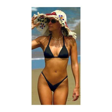 Bikini maillot de bain bresilien