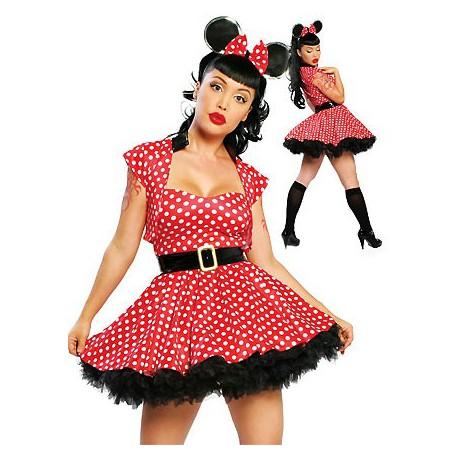 Pretty Minnie Mouse