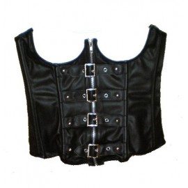 Corset Serre taille Silmili cuir